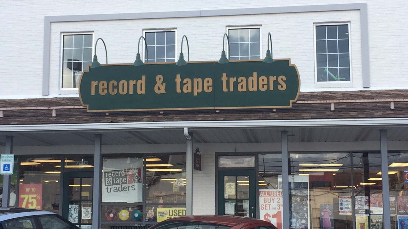 Two Record Stores in Baltimore – CirdecSongs
