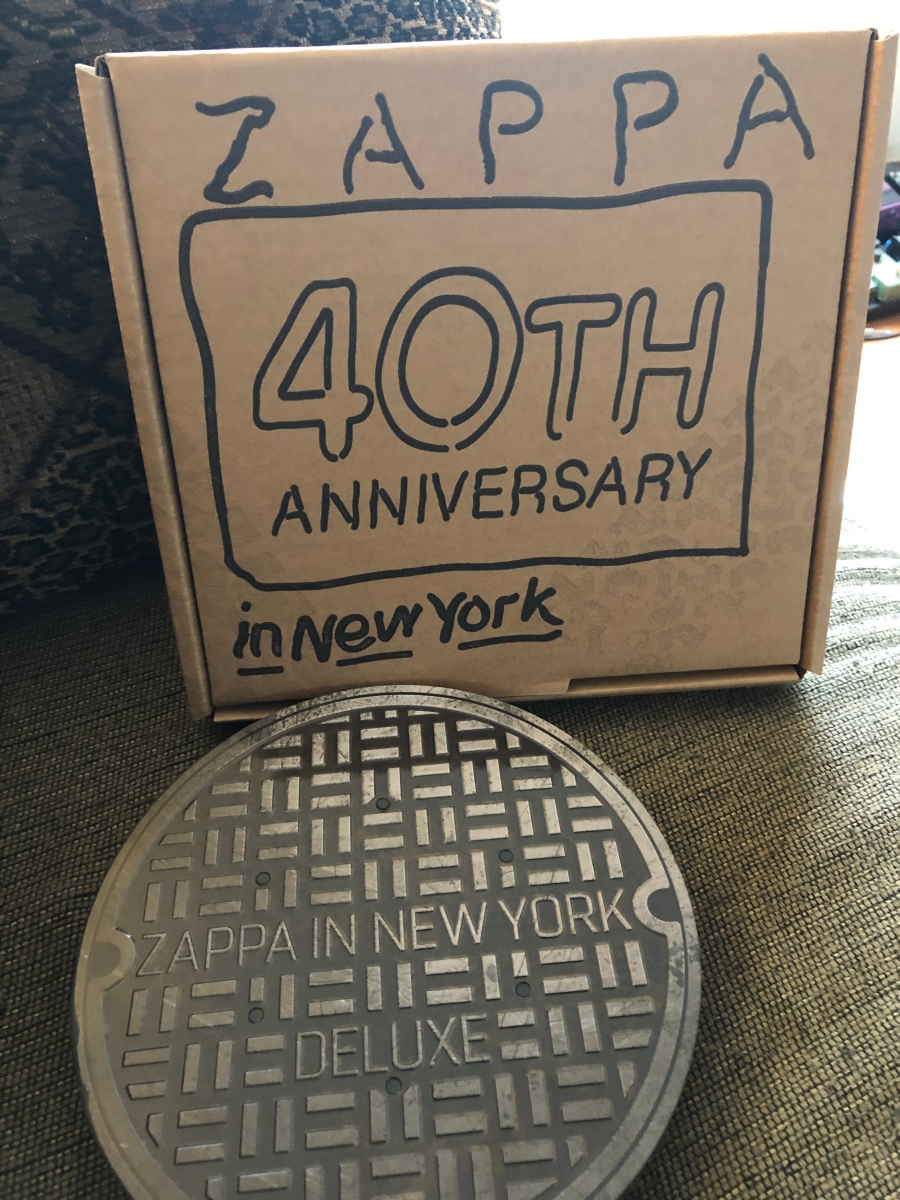 A Few Word S About Zappa In New York 40th Anniversary